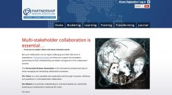 Partnership Brokers Association - home page