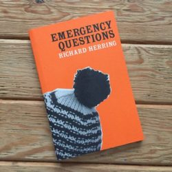 Richard Herring: emergency questions